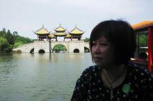 """2015年5月扬州培训 关东街,与""""侃侃""""相遇 何园 大明寺 瘦西湖"""