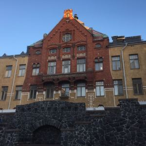 University of Helsinki旅游景点攻略图