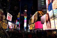美国时代广场
