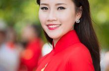越南奥黛美女