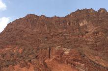 库车大峡谷。不得不惊叹于大自然的鬼斧神工。