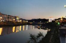 建宁,一座美丽干净的小城。