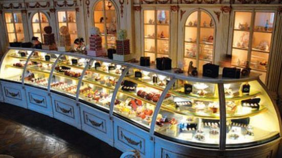 The Cafe Pushkin Patisserie