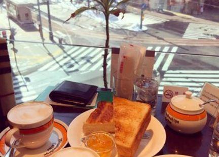 Sapporo Mitsukoshi Miyakoshiya Coffee