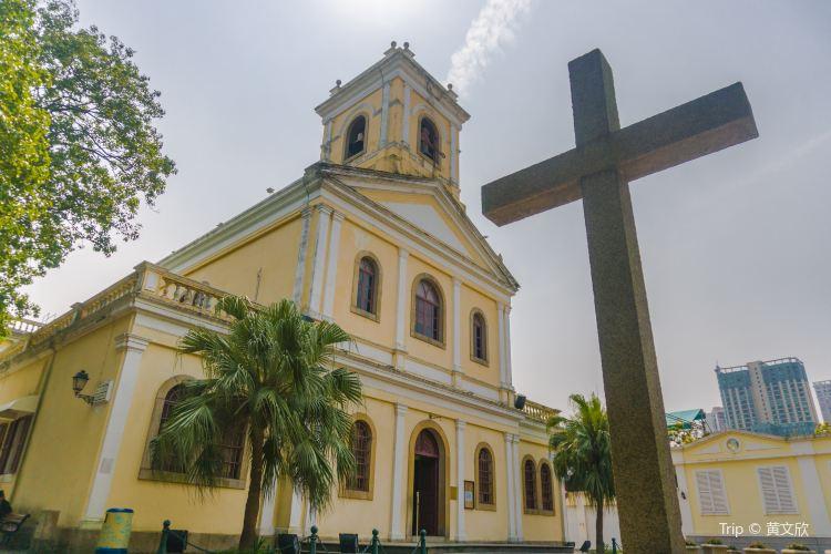 嘉模聖母堂1