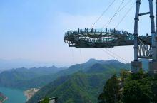 520游石林峡赏观景平台