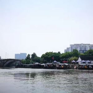 新市桥堍古运河旅游码头旅游景点攻略图