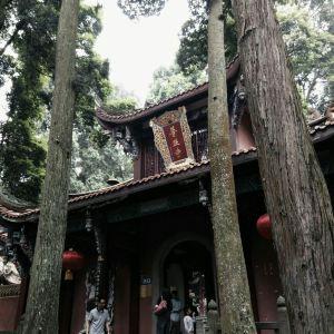 青城外山旅游景点攻略图