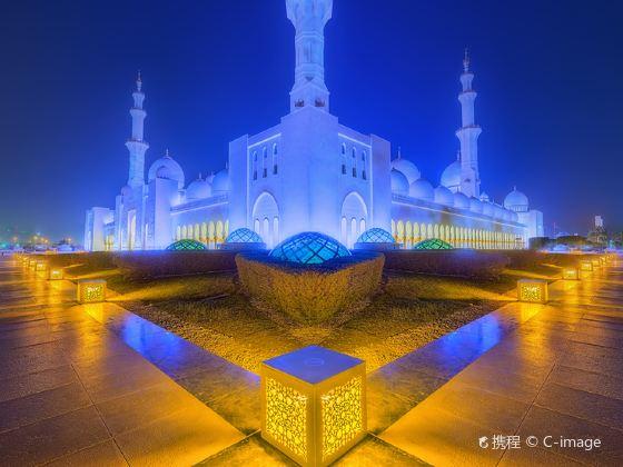 謝赫扎耶德清真寺