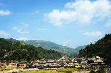 贵州自由行之一:美丽的肇兴侗寨