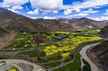 青藏高原也可以是彩色