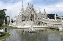 似仙境的白庙