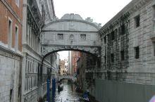 叹息桥·威尼斯 威尼斯著名景点,但不合适拍人景。