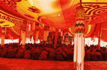 拉卜楞寺的盛会