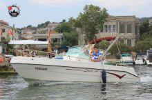 自驾游艇畅游马尔马拉海#向往的生活