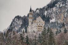 巴伐利亚的童话世界—银装素裹的天鹅堡