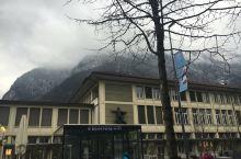 瑞士因特拉肯的滑雪场