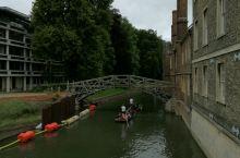 数学桥:剑桥大学的传奇名桥