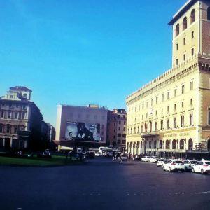 图拉真广场旅游景点攻略图