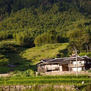 戴云山旅游景点攻略图