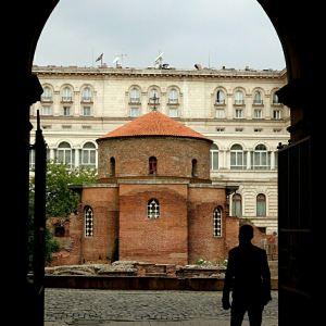 索菲娅圣乔治教堂旅游景点攻略图