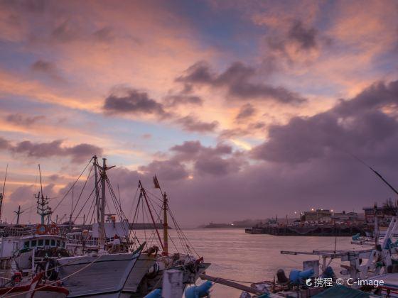 Wu-Chi Fishing port