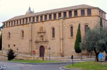 杜耶纳斯修道院Convento de Las Due?as(40.961099, -5.663270