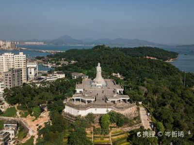 Mt. Fengshan Temple Tourist Area