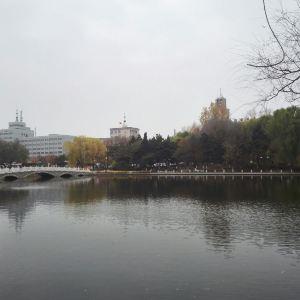 劳动公园旅游景点攻略图