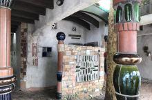 小镇的便厕很有特色