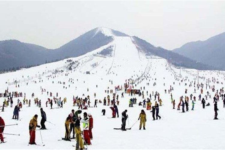 Lianqing Mountain Ski Area2