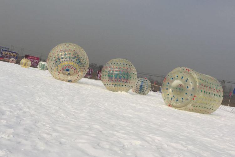 三連莊園冰雪嘉年華