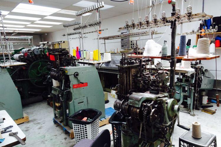 Sock World & Sock Knitting Machine Museum