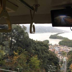 天桥立旅游景点攻略图