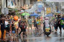 """想玩一把""""湿身派对""""吗?老挝4月将迎来盛大泼水节!"""