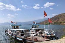 洱源茈碧湖与世外梨园村