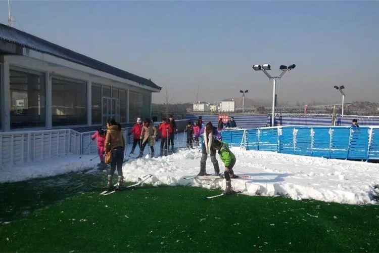 Fulaiqing Siji Ski Field2