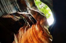 中国的羚羊谷-------雨岔大峡谷