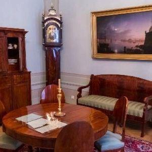 普希金公寓博物馆旅游景点攻略图