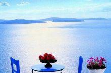 圣托里尼浪漫之旅 希腊圣托里尼,美到窒息的小岛。