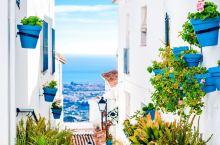 传闻中西班牙十大最美小镇,我选第一个,你呢?