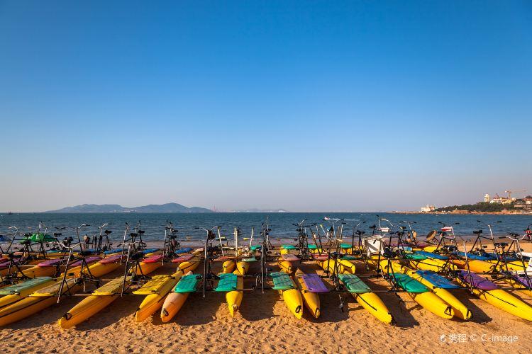 Huangdao Golden Beach1