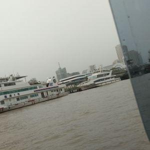 武昌江滩旅游景点攻略图