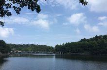 美丽的如琴湖畔