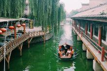 穿着汉服去旅程——打卡河北唐山滦洲古城