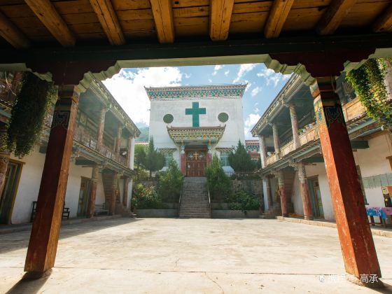 鹽井天主教堂