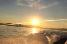 美丽的戛纳海岸线