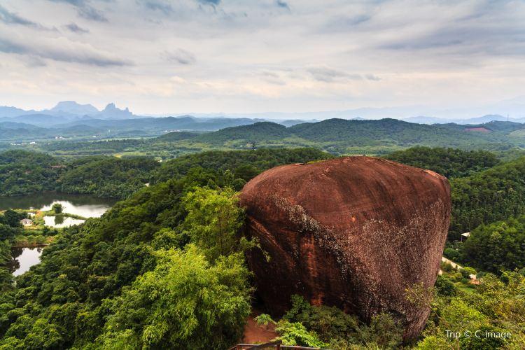 Yangyuan Mountain1