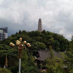 安顺白塔旅游景点攻略图