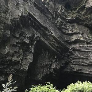 奇梁洞旅游景点攻略图